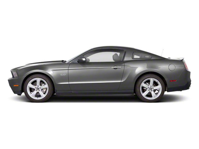 2010 Ford Mustang Pictures Mustang Coupe 2D photos side view