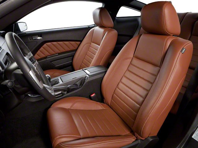 2010 Ford Mustang Pictures Mustang Coupe 2D photos front seat interior