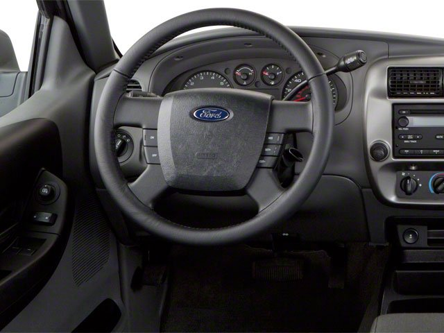 2010 Ford Ranger Pictures Ranger Supercab 2D Sport photos driver's dashboard
