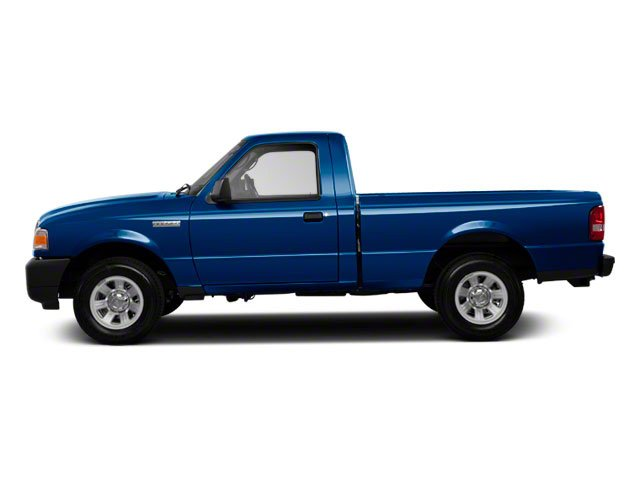 2010 Ford Ranger Pictures Ranger Regular Cab XLT (4 Cyl.) photos side view