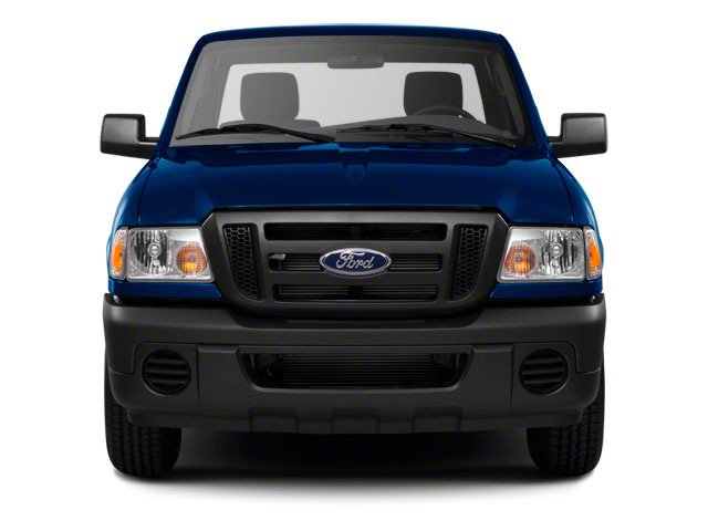 2010 Ford Ranger Pictures Ranger Regular Cab XLT (4 Cyl.) photos front view