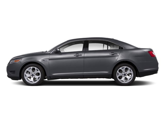 2010 Ford Taurus Prices and Values Sedan 4D SE side view