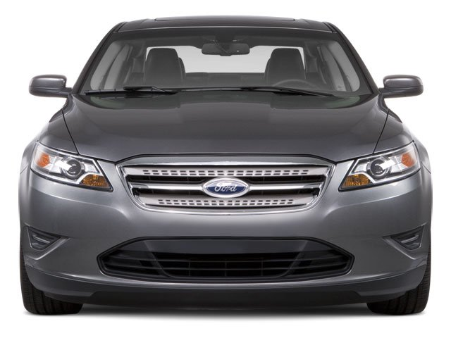 2010 Ford Taurus Prices and Values Sedan 4D SE front view