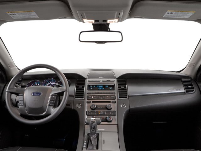 2010 Ford Taurus Prices and Values Sedan 4D SEL full dashboard
