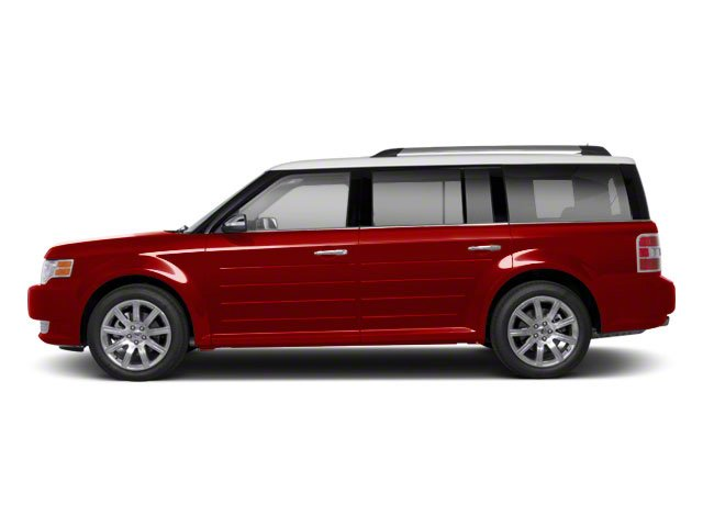 2010 Ford Flex Prices and Values Wagon 4D SEL 2WD side view