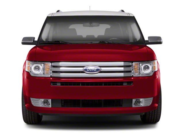 2010 Ford Flex Prices and Values Wagon 4D SEL 2WD front view