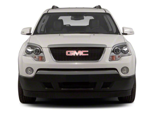 2010 GMC Acadia Pictures Acadia Wagon 4D SL 2WD photos front view