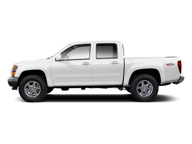 2010 GMC Canyon Prices and Values Crew Cab SLE side view