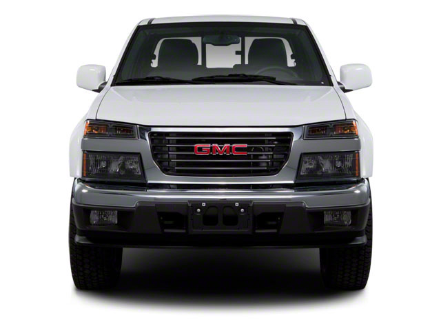 2010 GMC Canyon Prices and Values Crew Cab SLE front view