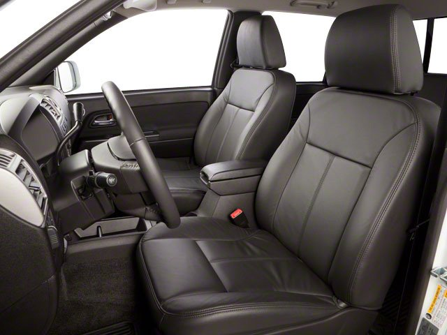 2010 GMC Canyon Prices and Values Crew Cab SLE front seat interior