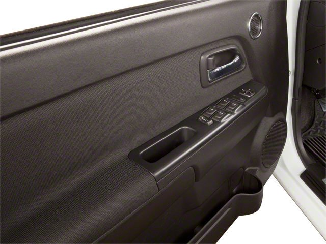 2010 GMC Canyon Prices and Values Crew Cab SLE driver's door