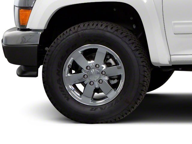 2010 GMC Canyon Prices and Values Crew Cab SLE wheel