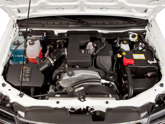 2010 GMC Canyon Prices and Values Crew Cab SLE engine