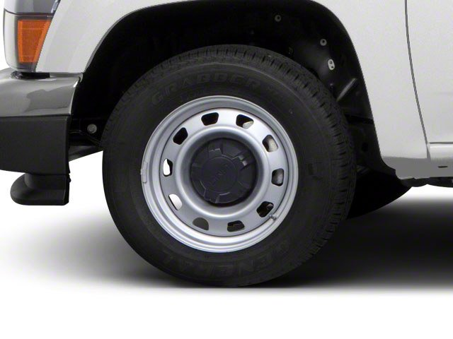 2010 GMC Canyon Prices and Values Extended Cab SLE wheel