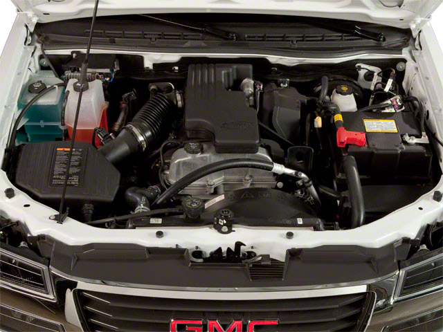 2010 GMC Canyon Prices and Values Extended Cab SLE engine