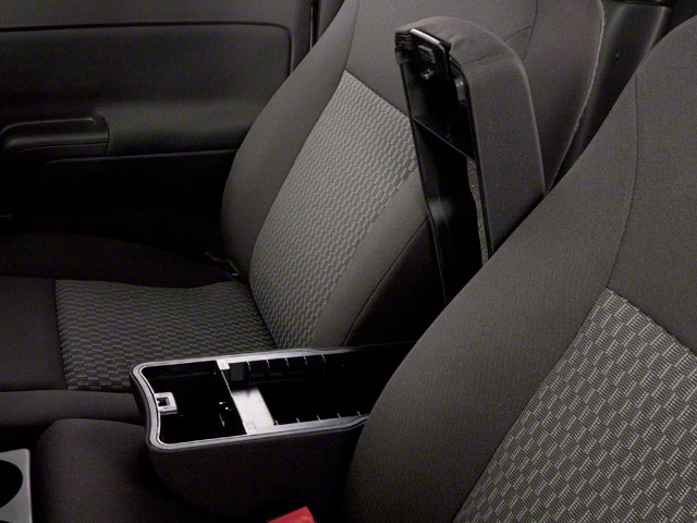 2010 GMC Canyon Prices and Values Extended Cab SLE center storage console