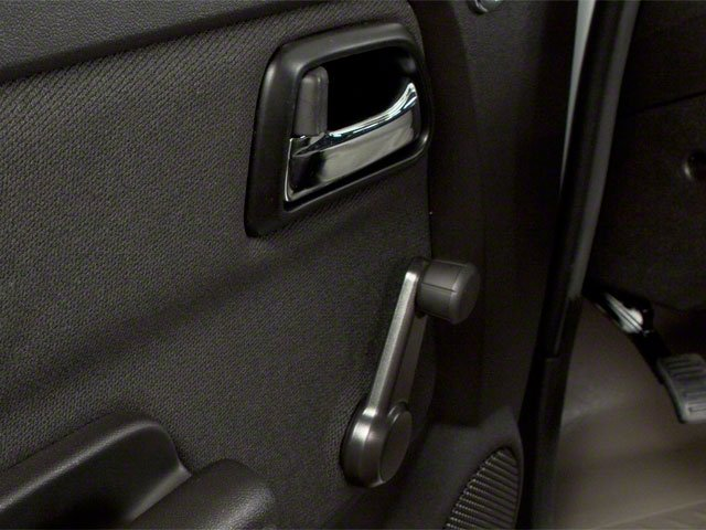2010 GMC Canyon Prices and Values Extended Cab SLE driver's side interior controls