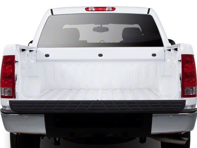 2010 GMC Sierra 1500 Prices and Values Crew Cab XFE 2WD open trunk