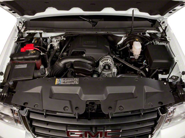 2010 GMC Sierra 1500 Pictures Sierra 1500 Crew Cab SL 4WD photos engine