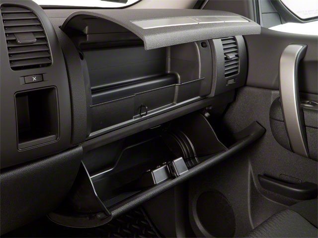 2010 GMC Sierra 1500 Pictures Sierra 1500 Crew Cab SL 4WD photos glove box