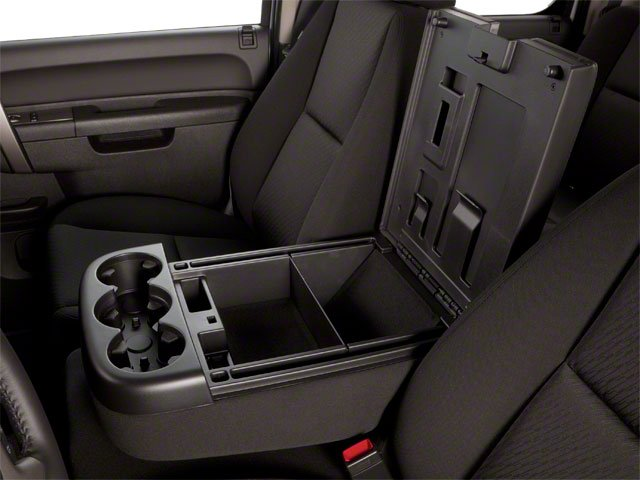 2010 GMC Sierra 1500 Pictures Sierra 1500 Crew Cab SL 4WD photos center storage console