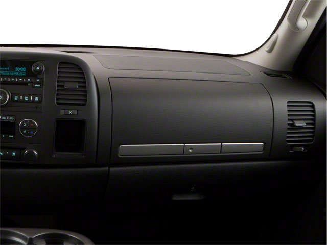2010 GMC Sierra 1500 Prices and Values Crew Cab XFE 2WD passenger's dashboard