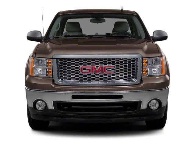 2010 GMC Sierra 1500 Prices and Values Extended Cab SLT 2WD front view