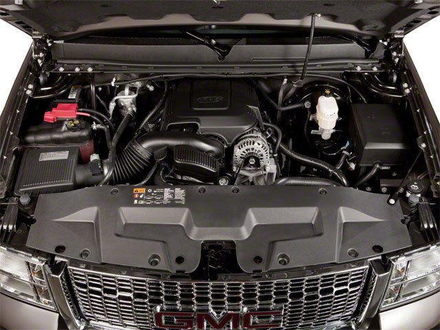 2010 GMC Sierra 1500 Prices and Values Extended Cab SLT 2WD engine