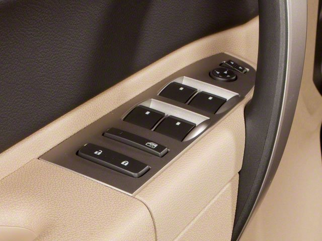 2010 GMC Sierra 1500 Prices and Values Extended Cab SLT 2WD driver's side interior controls