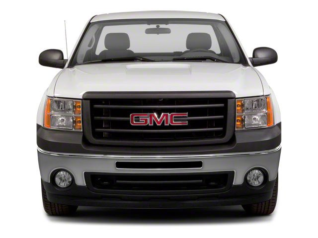 2010 GMC Sierra 1500 Prices and Values Regular Cab SLE 2WD front view