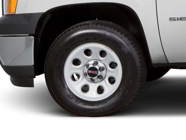 2010 GMC Sierra 1500 Prices and Values Regular Cab SLE 2WD wheel