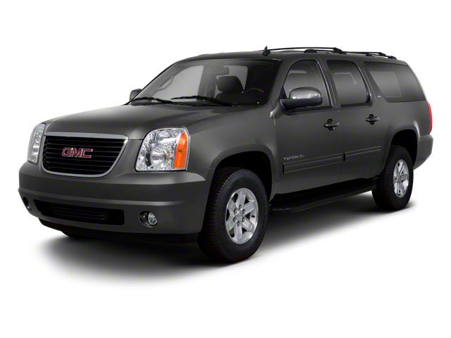 2010 GMC Yukon XL Prices and Values Utility K2500 SLT 4WD side front view