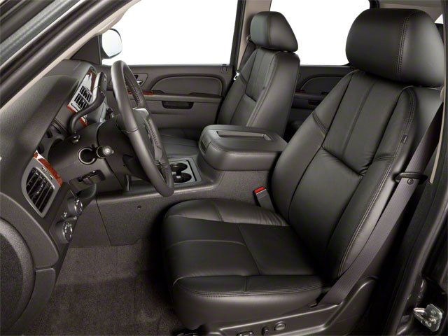 2010 GMC Yukon XL Prices and Values Utility K2500 SLT 4WD front seat interior