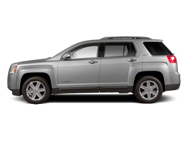 2010 GMC Terrain Prices and Values Utility 4D SLT2 2WD side view