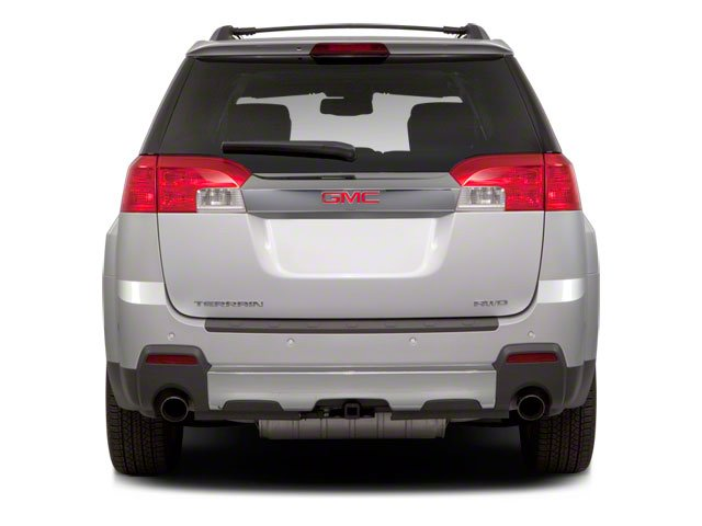 2010 GMC Terrain Prices and Values Utility 4D SLE2 2WD rear view