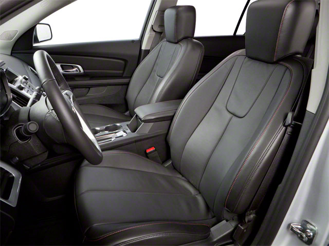 2010 GMC Terrain Prices and Values Utility 4D SLT2 2WD front seat interior