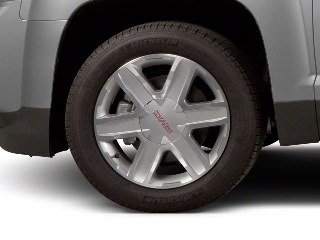 2010 GMC Terrain Prices and Values Utility 4D SLT2 2WD wheel