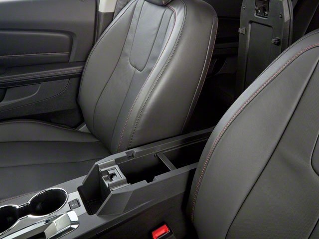 2010 GMC Terrain Prices and Values Utility 4D SLT2 2WD center storage console