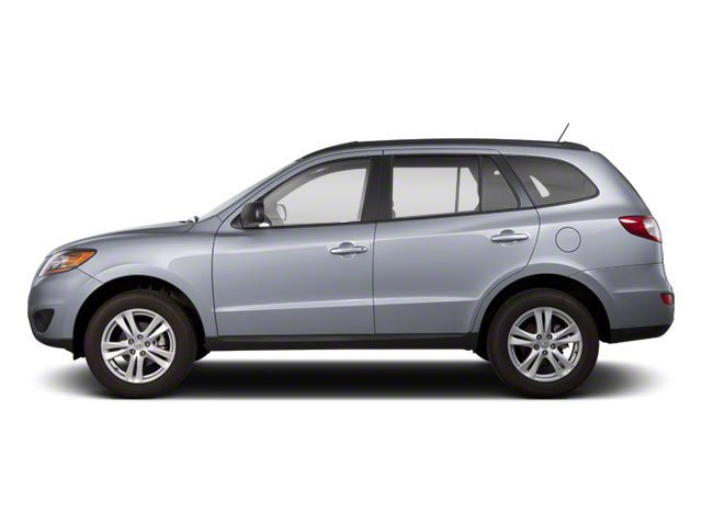 2010 Hyundai Santa Fe Prices and Values Utility 4D Limited AWD side view