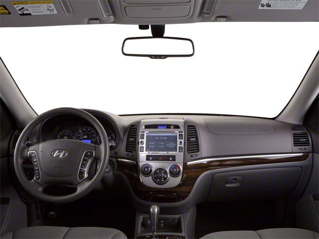 2010 Hyundai Santa Fe Prices and Values Utility 4D Limited AWD full dashboard