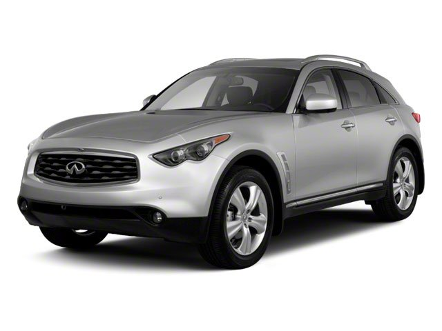 2010 INFINITI FX35 Pictures FX35 FX35 AWD photos side front view