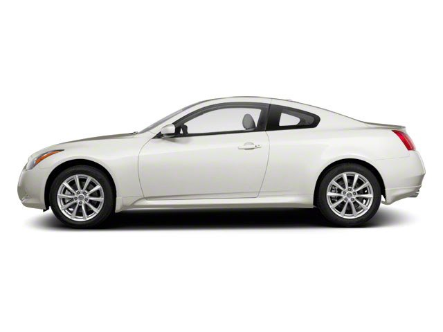 2010 INFINITI G37 Coupe Prices and Values Coupe 2D x AWD side view