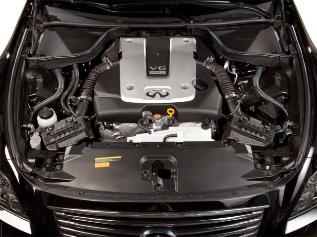 2010 INFINITI G37 Convertible Pictures G37 Convertible Convertible 2D photos engine
