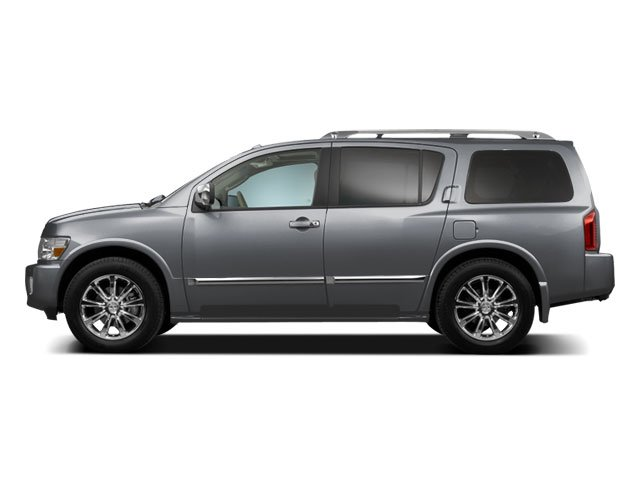 2010 INFINITI QX56 Prices and Values Utility 4D 2WD side view