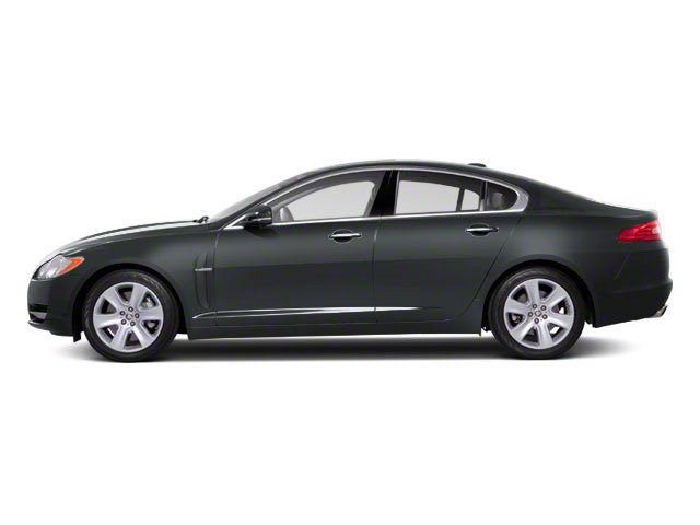 2010 Jaguar XF Prices and Values Sedan 4D Supercharged side view