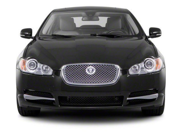 2010 Jaguar XF Prices and Values Sedan 4D Supercharged front view