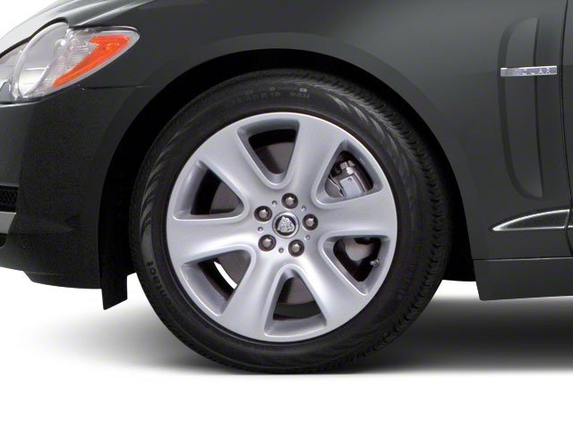 2010 Jaguar XF Prices and Values Sedan 4D Supercharged wheel