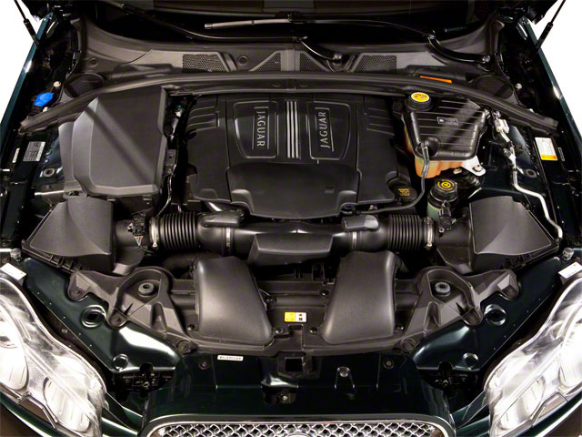2010 Jaguar XF Prices and Values Sedan 4D Supercharged engine