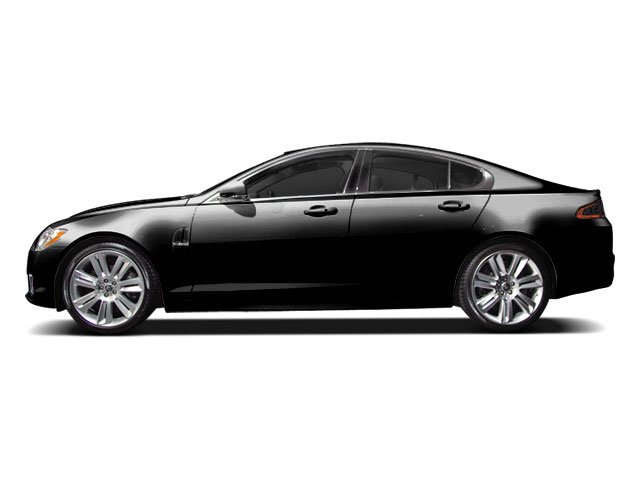 2010 Jaguar XF Prices and Values Sedan 4D Luxury side view