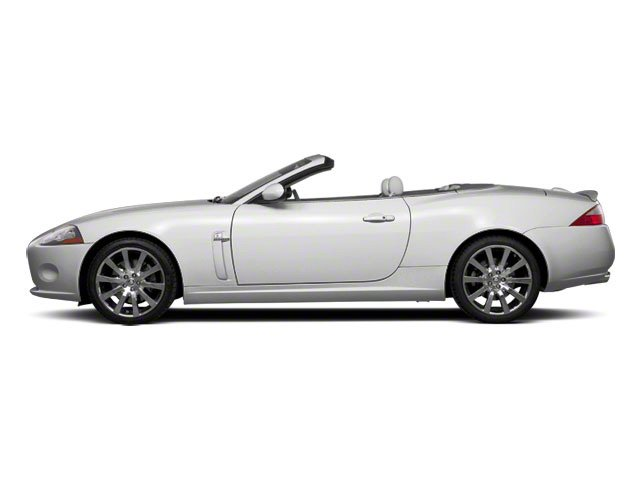 2010 Jaguar XK Prices and Values Convertible XKR Supercharged side view